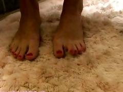 elise feet